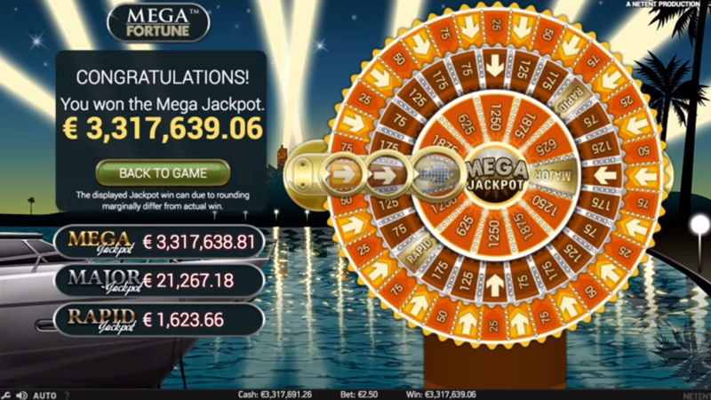 Big Jackpot Win Videos From 2017