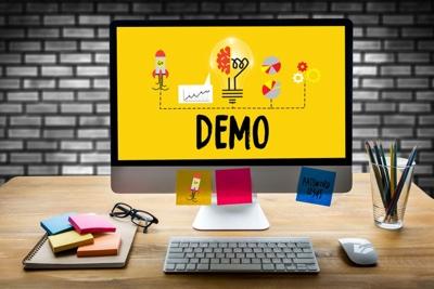 Demo On Computer