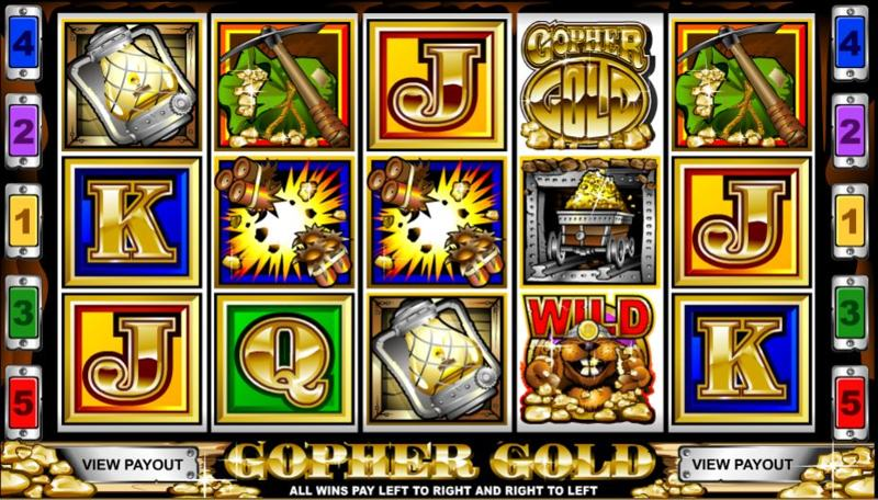 Gopher Gold Balance